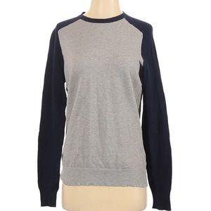 J. Crew Cotton Cashmere Blend Sweater